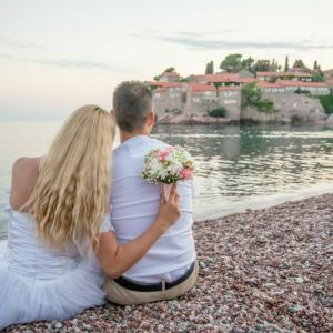 Wedding in Montenegro